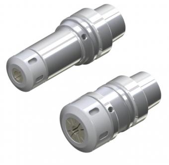 強力型ER筒夾刀桿+高速平衡奈米螺帽NxxSGSX